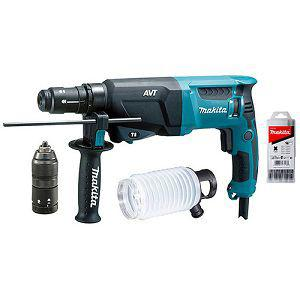 Перфоратор Makita HR 2611 FT X5